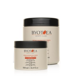 Crema Massaggio Corpo Neutra Byothea 500/1000 ml
