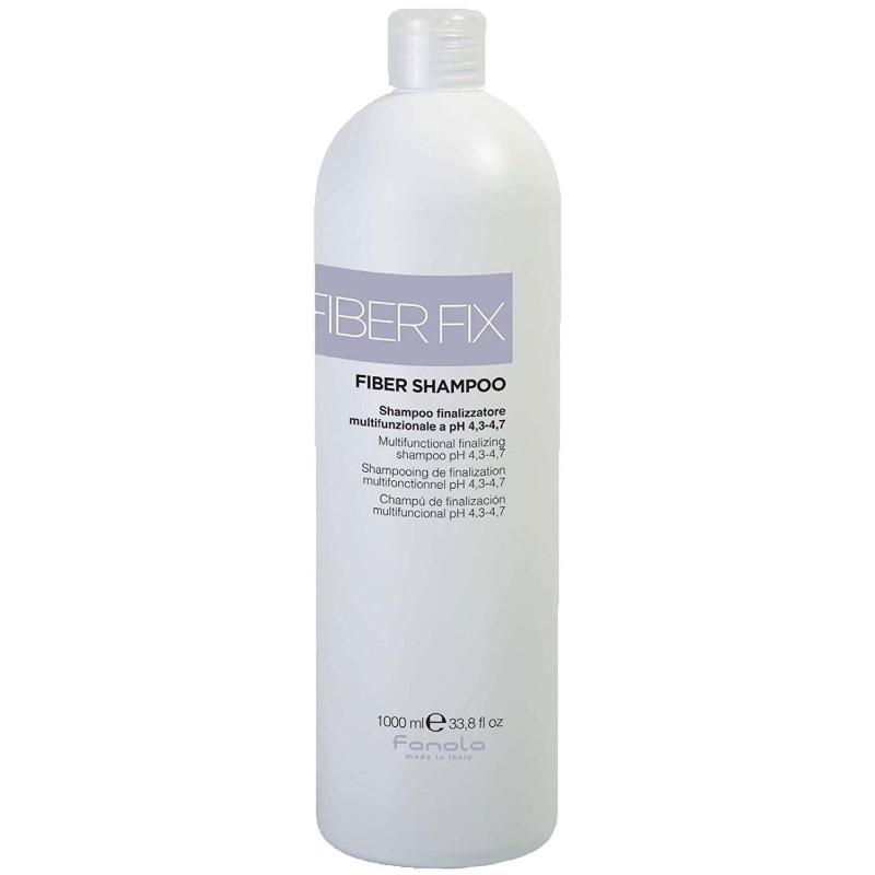 Fiber Shampoo Fanola Fiber Fix 1000 ml