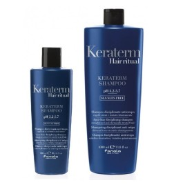 Shampoo Keraterm Fanola 300ml/1000ml