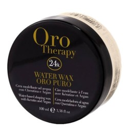 Acconciatura_Cera Modellante ad Acqua Fanola Oro Therapy Water Wax100 ml_