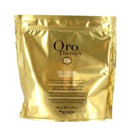 Fanola Oro Therapy Polvere Decolorante De-Color Keratin 500 gr