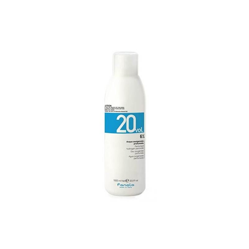 Acqua Ossigenata 20 Volumi Fanola 300/1000ml
