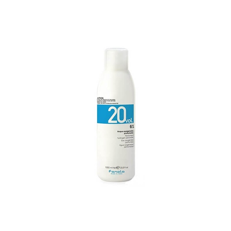 Acqua Ossigenata 20 Volumi Fanola 350/1000ml