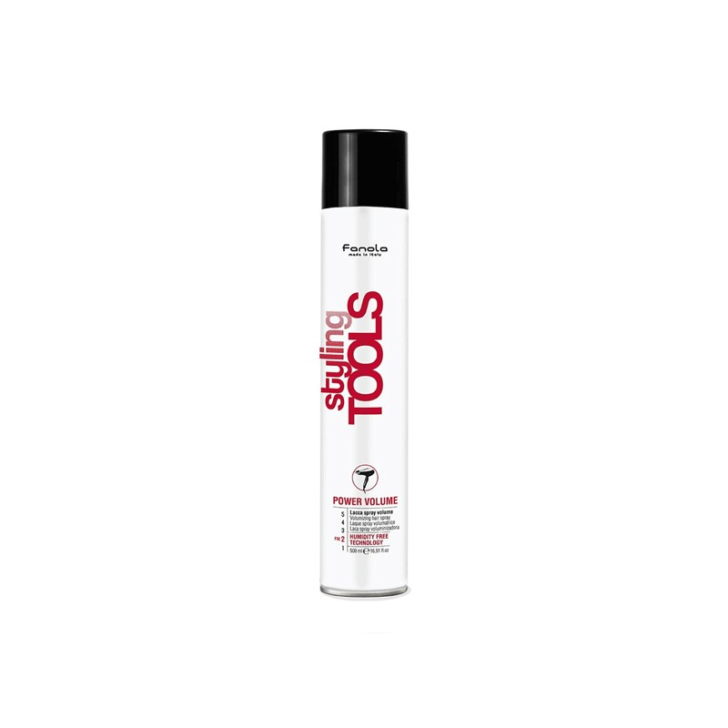 Lacca Spray Power Volume Styling Tools by Fanola 500ml