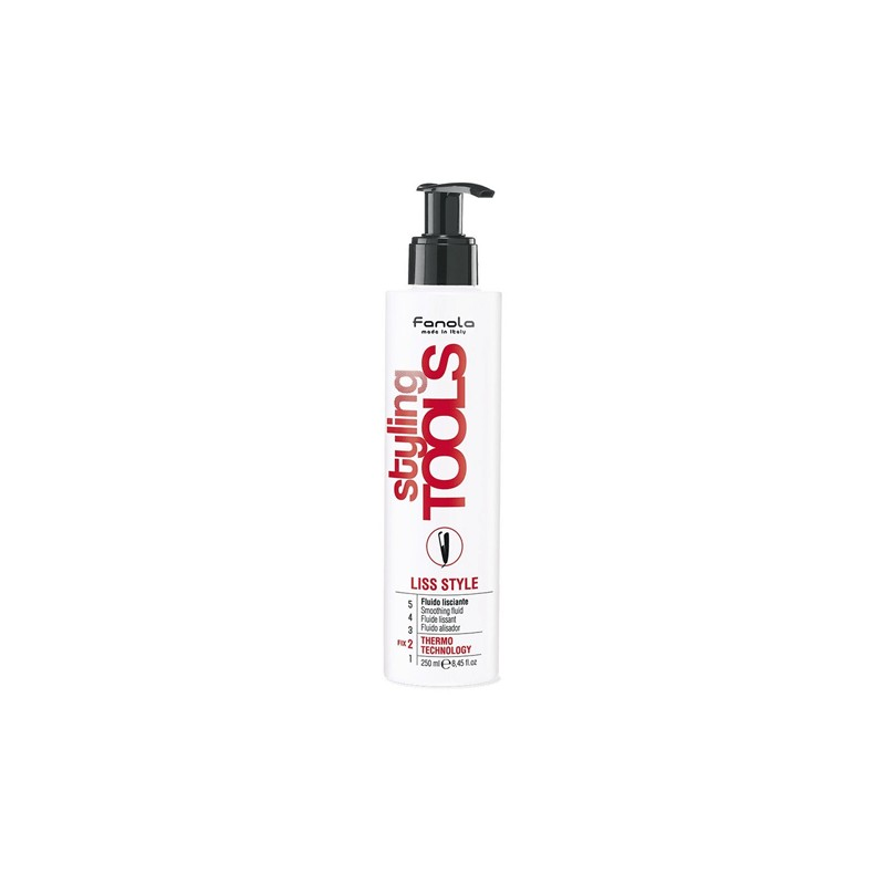 Fluido Lisciante Liss Style Styling Tools by Fanola 250ml