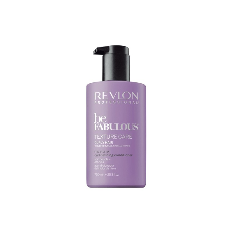 Be Fabulous Curl Hair Conditioner 750 ml