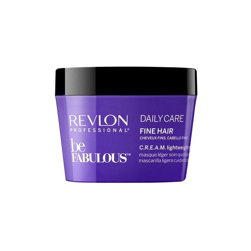 Be Fabulous by Revlon-Maschera capelli fini-Daily Care Fine Cream 200ml / 500ml