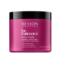 Revlon Be Fabulous Normal Hair Mask 500 ml