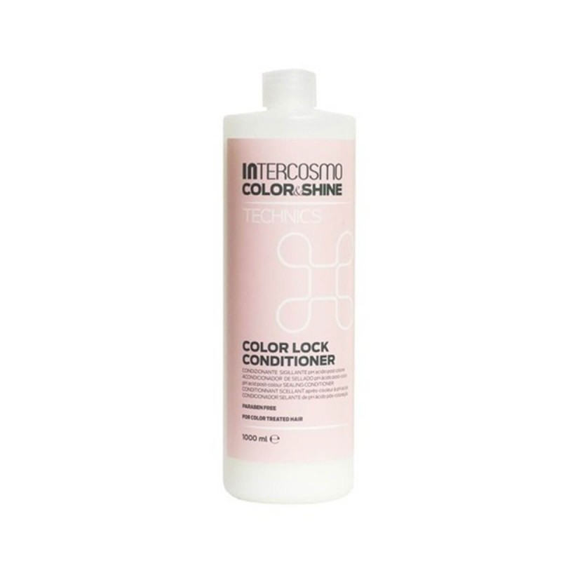 Intercosmo Color & Shine Technics Color Lock Conditioner 1000 ml