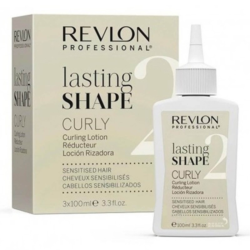 Revlon Professional Lasting Shape Curly Sensitive 100 ml (x3)