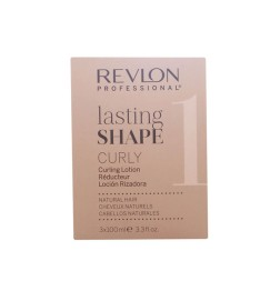 Revlon Professional Lasting Shape Curly Natural Hair 100 ml (x3)