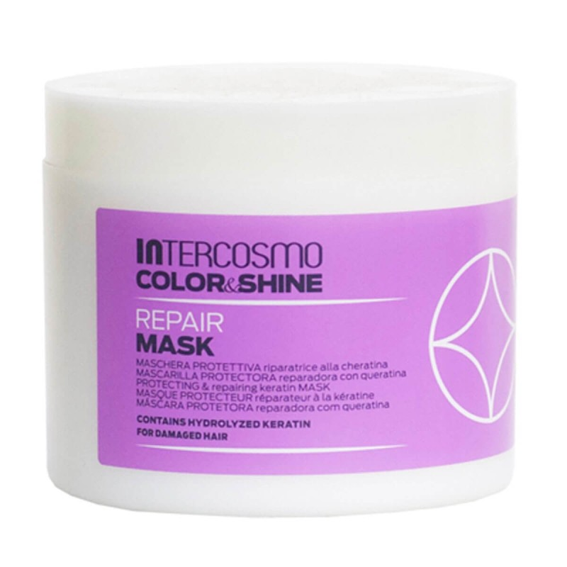 Intercosmo Color&Shine Repair Mask 500 ml