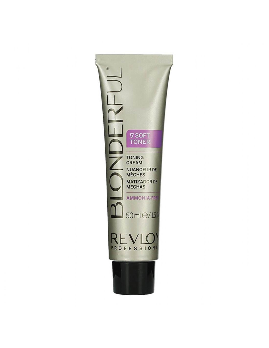 Revlon Professional Blonderful Soft Toner 50 ml - Fashion Beauty Shop dc73a5a31bfe