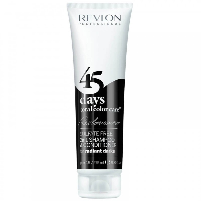 REVLON 45 DAYS RP RCC SHAMPOO & CONDITIONER 275 ml
