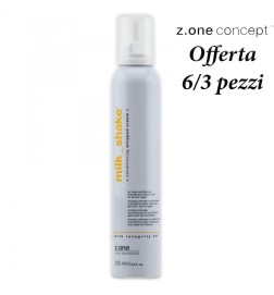 Balsamo e Conditioner_Offerta 3/6 Pezzi Z One Concept Conditioning Whipped Cream 200 ml_