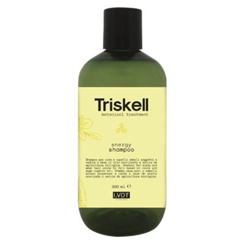 Triskell Botanical Treatment Energy Shampoo 300/1000 ml