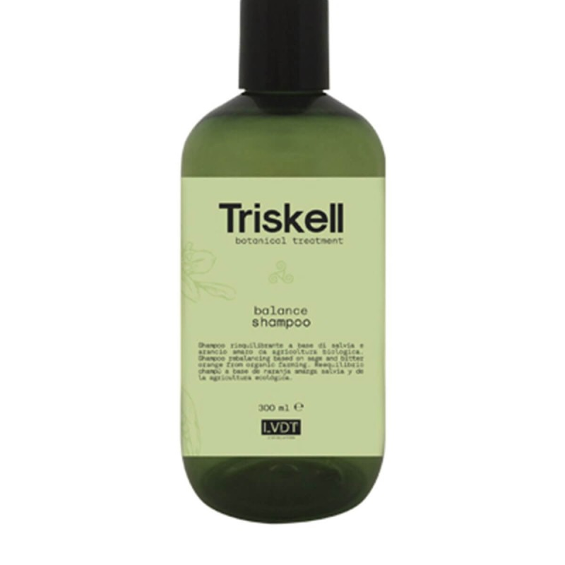 Triskell Botanical Treatment Balance Shampoo 300/1000 ml