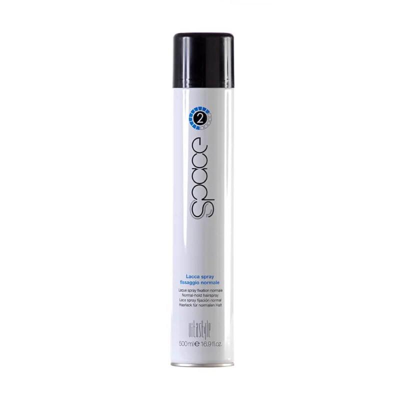 Lacca Spray Fissaggio Normale Space 2 VitaStyle 500 ml