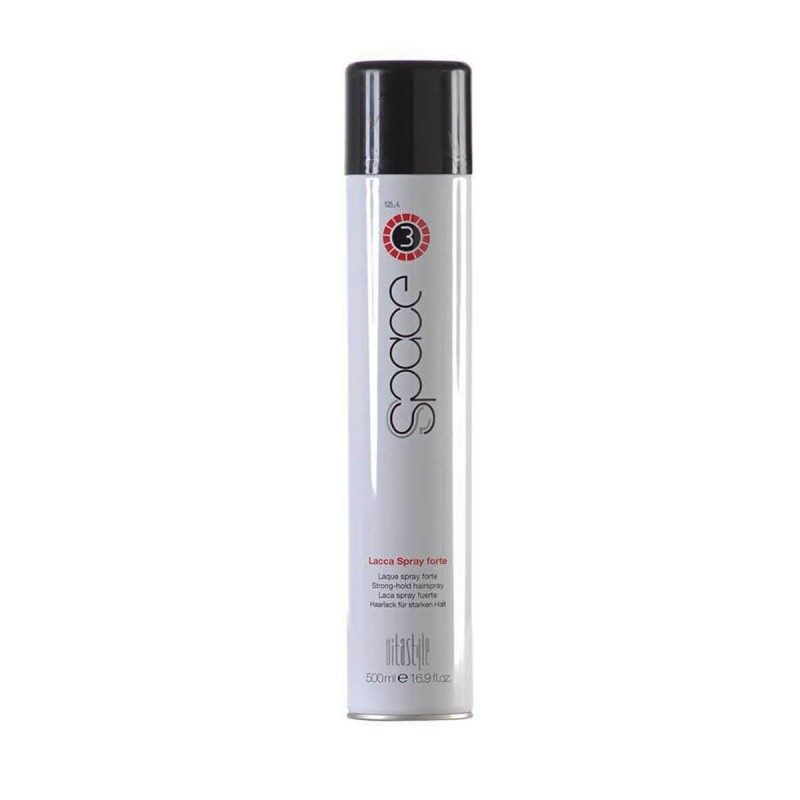 """Lacca Spray Forte \\""""Space 3\\"""" VitaStyle 500 ml"""