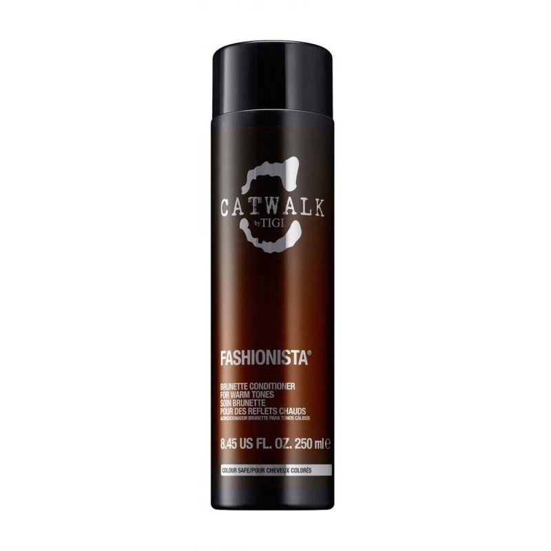 Tigi Catwalk Balsamo Conditioner Fashionista Brunette 250ml