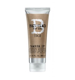 Bed Head For Men by tigi balsamo Charge Up Thickening Conditioner 200ml