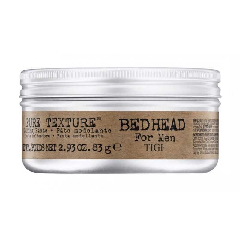 Tigi Bed Head For Men Pure Texture paste 83gr