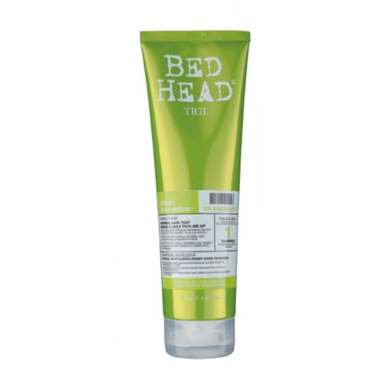 Tigi Bed Head Shampoo Re Energize Level 1 250 ml