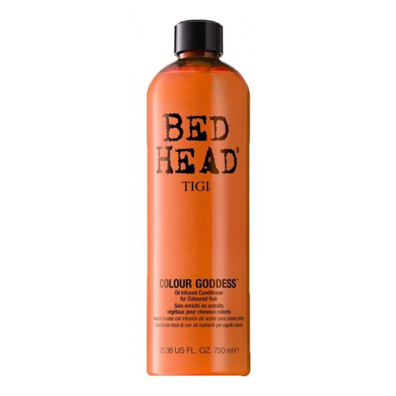 Tigi Bed Head Balsamo conditioner Colour Goddess Oil Infused 750 ml