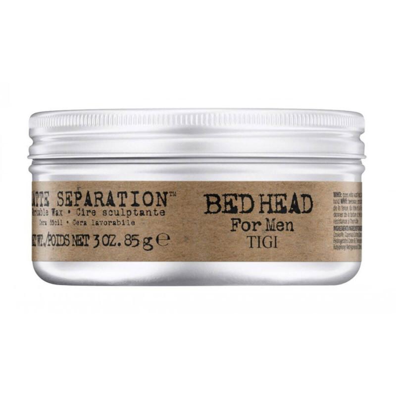 Bed Head for Men Matte Separation Workable Wax 75 gr