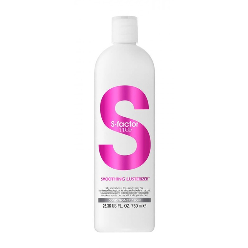 Tigi S-Factor Smoothing Lusterizer Conditioner 750 ml
