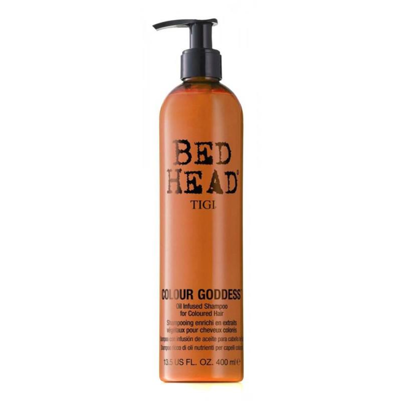 Tigi Bed Head Colour Goddess Oil Infused Shampoo 400 ml