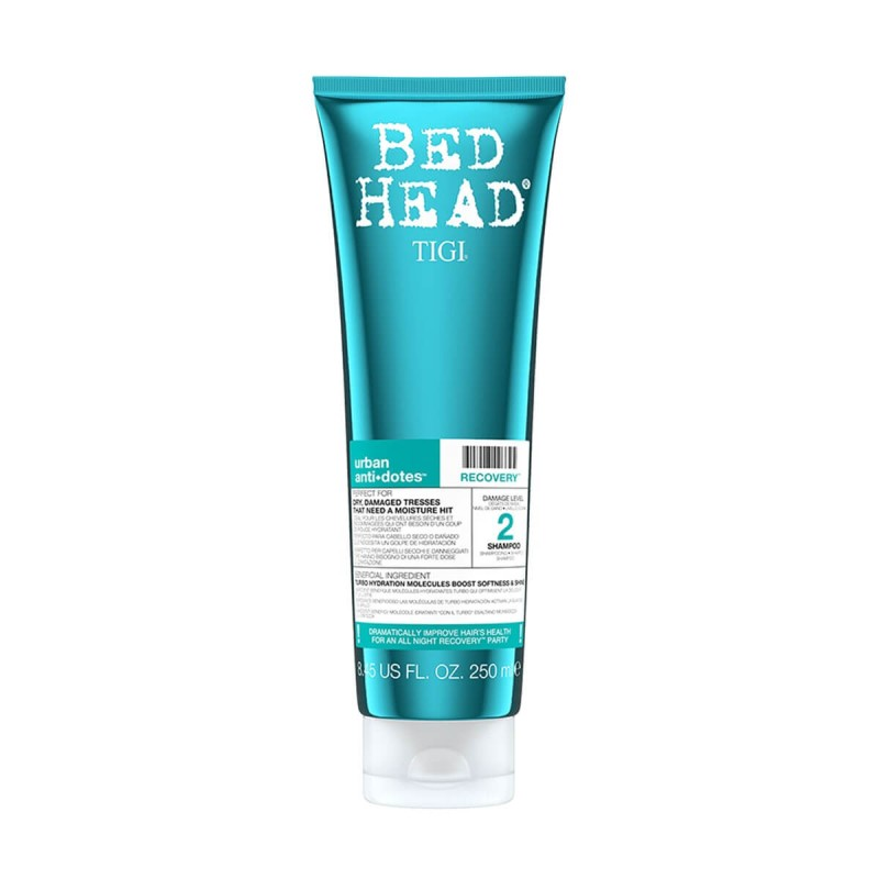 Tigi_Tigi Bed Head Recovery Shampoo Level 2 250 ml_FBSTIC014