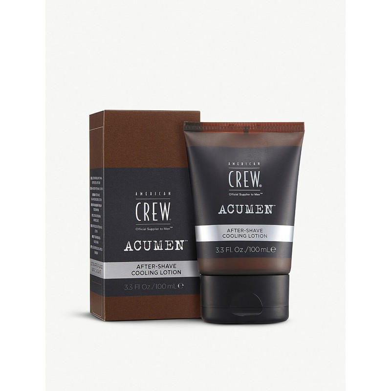 American Crew Acumen After-Shave Cooling Lotion 100ml.