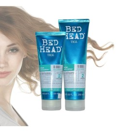 Home_Tigi Kit Bed Head Recovery Shampoo + Conditioner_