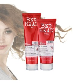 Tigi Bed Head Kit urban antidotes resurrection shampoo + balsamo