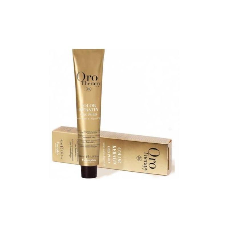 Fanola Color Keratin Oro Therapy 100 ML