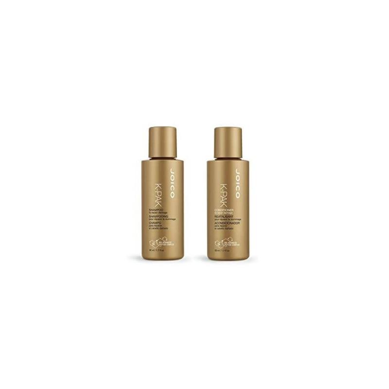 Joico K-Pak Shampoo e Conditioner 2x50ml.