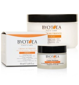 Home_Byothea Crema Nutriente Viso Giorno 50/200ml_