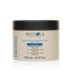 Byothea Body Care - Crema Cellulite Intensiva Effetto Caldo - 500 ml