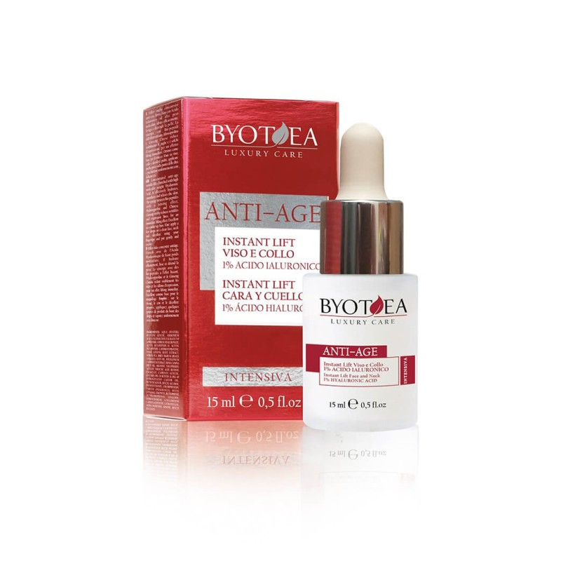 Luxury Care Instant Lift Viso e Collo by Byothea