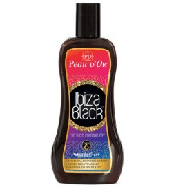 Crema Abbronzante Peau d'Or Ibiza Black 250ml