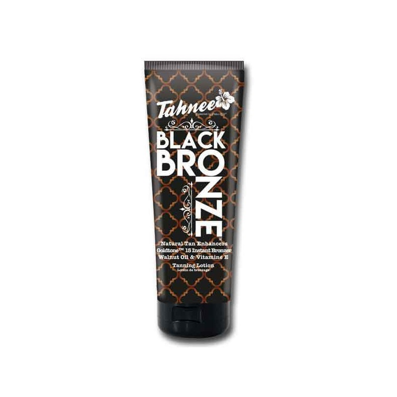 Lozione abbronzanteTahnee Peau D'Or Black Bronze 100ml