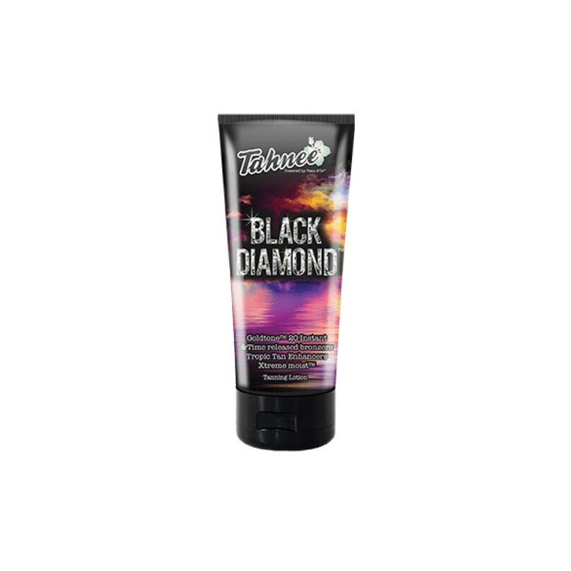 Tahnee-Abbronzante-Black Diamond 200 ml