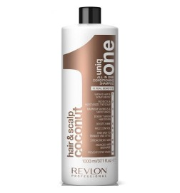 Revlon UniqOne Shampoo e balsamo All In One Coconut Conditioning Shampoo 1000ml