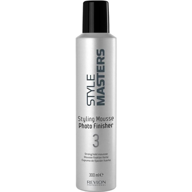 Style Masters by Revlon-Spray mousse-Styling Mousse Photo Finisher 300ml
