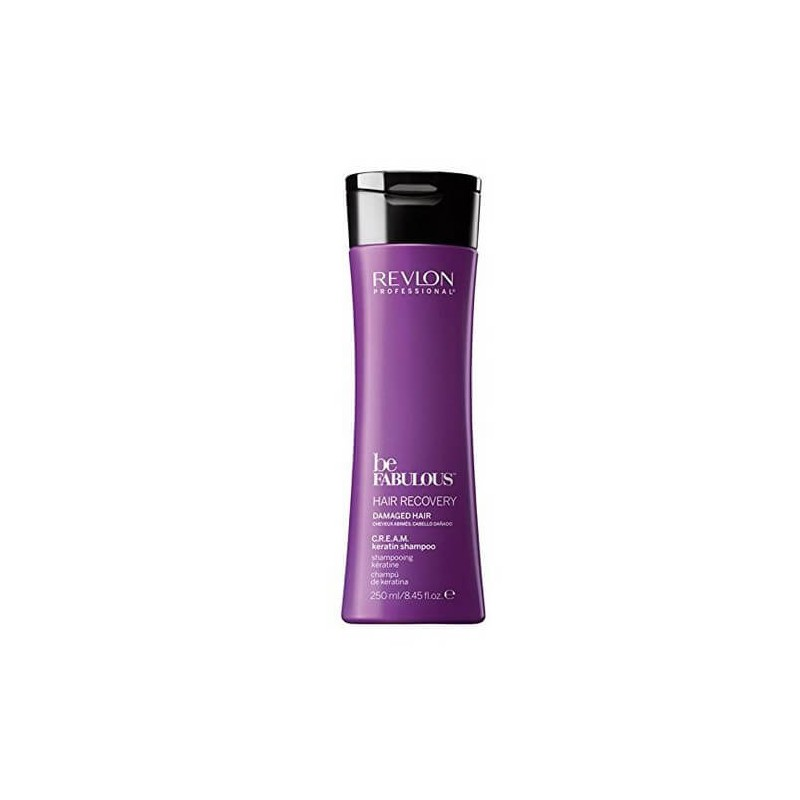 Shampoo_Be Fabulous Keratin Shampoo Hair Recovery Cream 250ml_FBSREFA004