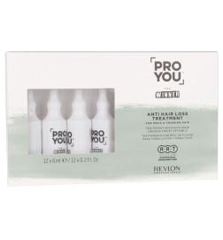 Revlon Pro You The Winner Anti Hair Loss Treatment 12x6 ml
