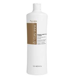 Shampoo Capelli Ricci e Ondulati Fanola Curly Shine 350ml/1000ml