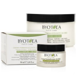 Byothea Face Care Crema Normalizzante 24H 50/200 ml