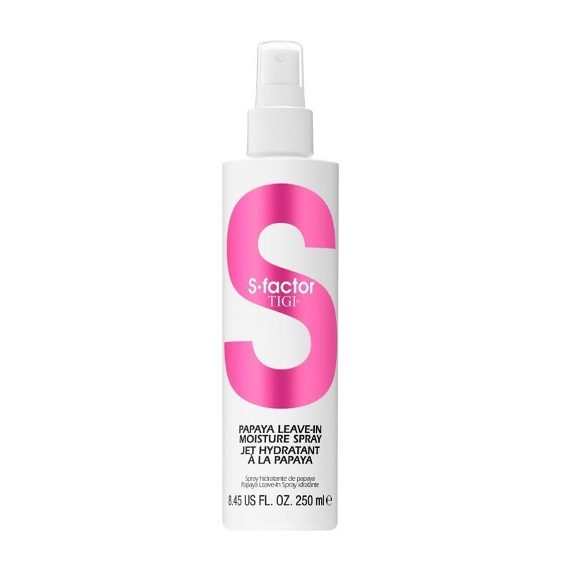 Tigi S Factor Papaya Leave in Moisture 250 ml